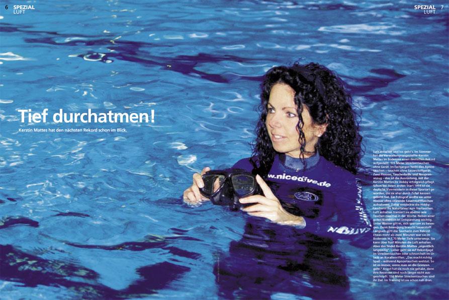 Magazin ENBW 2006