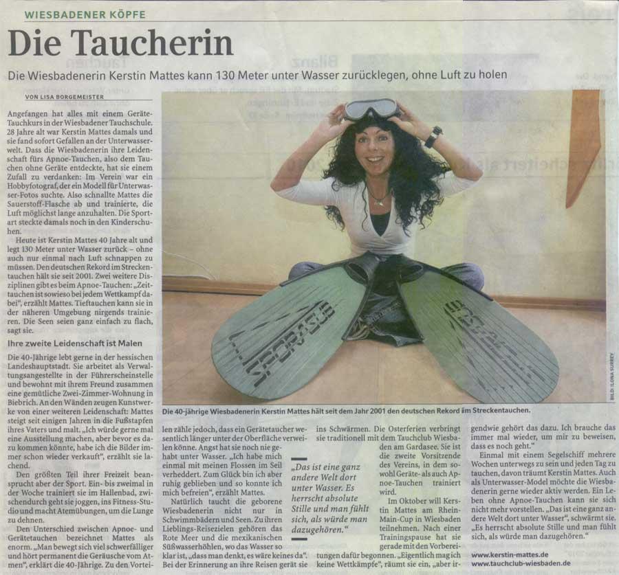 Frankfurter Rundschau 2006