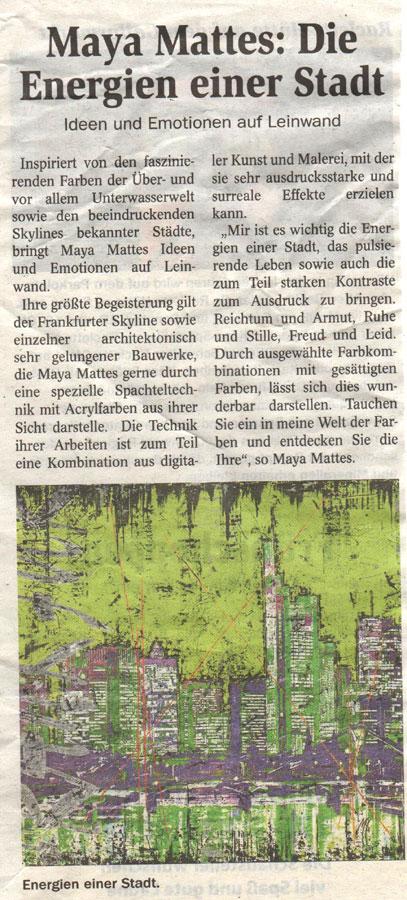 Hochheimer Zeitung 2014