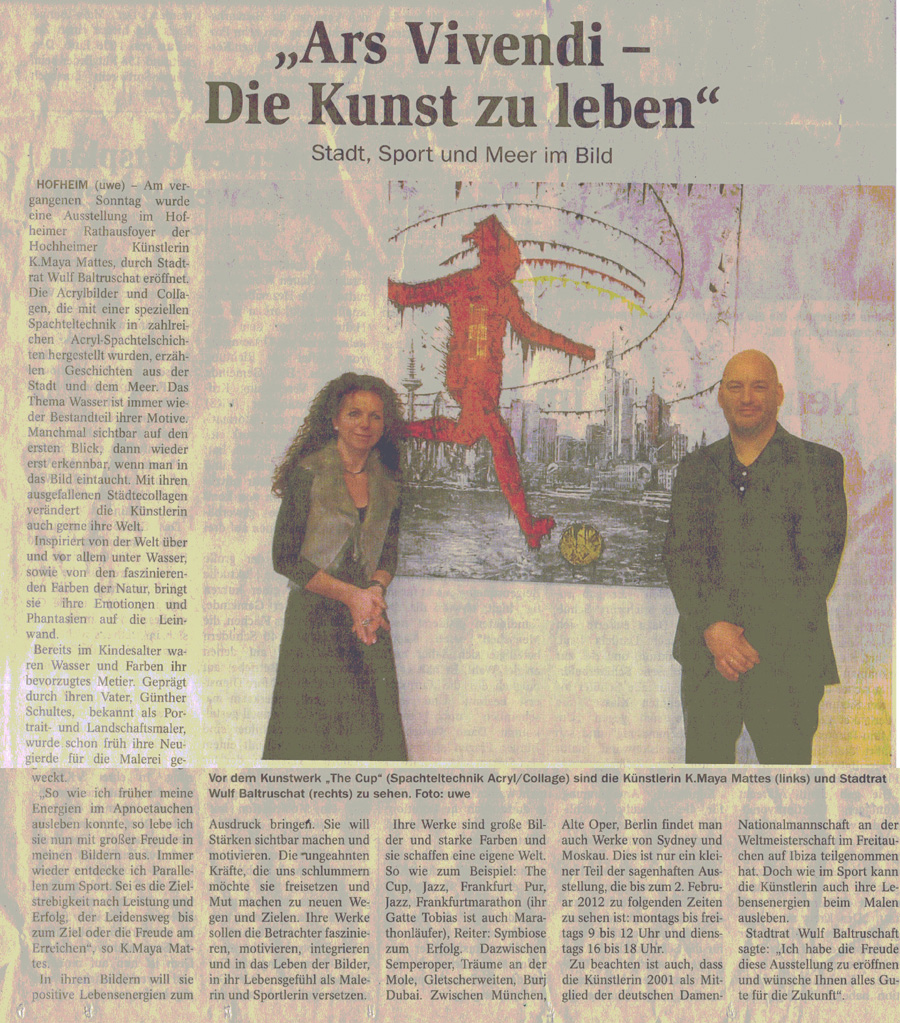 Taunus Zeitung 2012