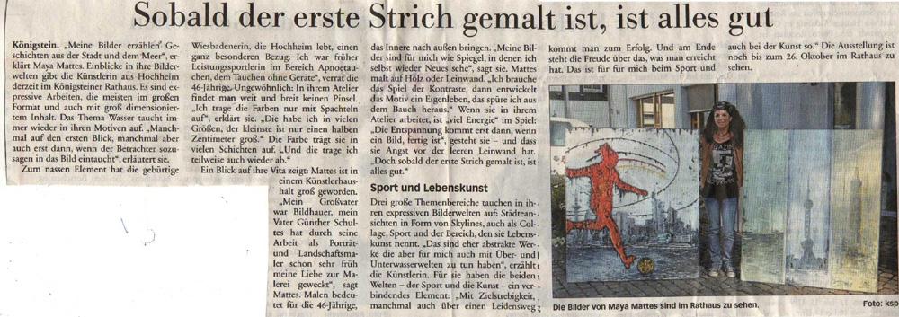 Taunuszeitung 2012