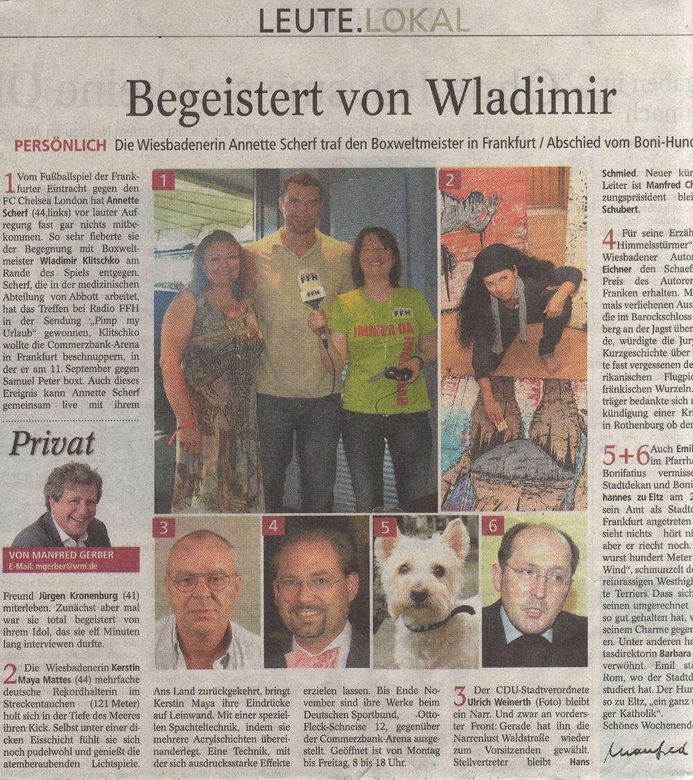 Wiesbadener Kurier 2010
