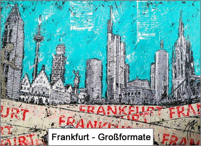 Frankfurt-Großformate