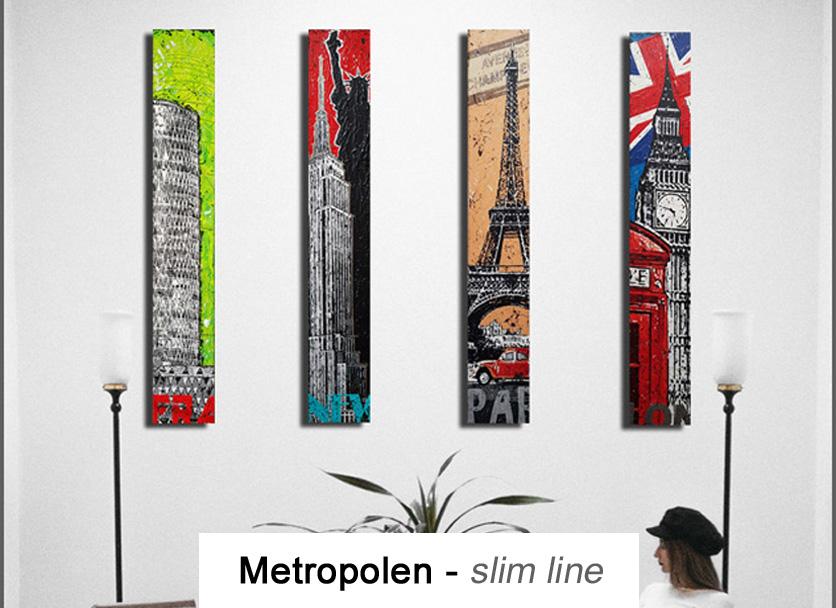 Metropolen - slim line