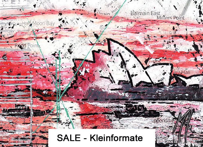 SALE - Kleinformate