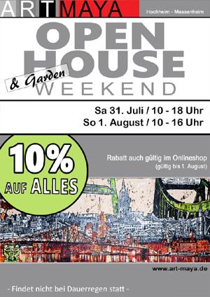 Open House & Garden Weekend