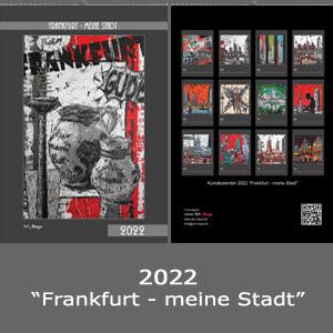 Kunstkalender Frankfurt 2022